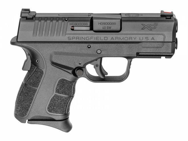 Pistola Springfield Armory .40S&W, XD-S Mod.2