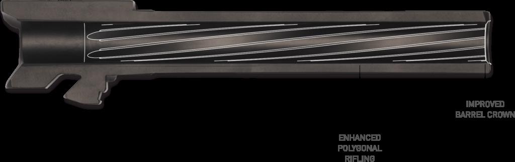 Glock Marksman Barrel. Redaccion Espacio Armas.Glock Marksman Barrel. Redaccion Espacio Armas.