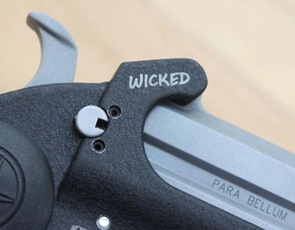 Pistola Derringer Wicked 9mm de Bond Arms