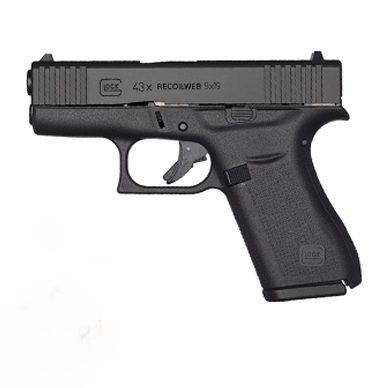 Pistola Glock 43X y Glock 48 Blackslide, reseña