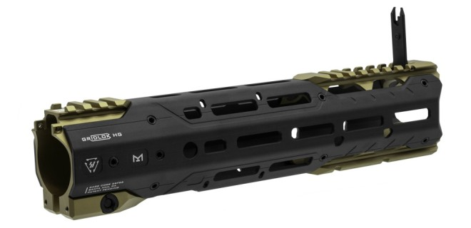 Guardamano rifles rieles GRIDLOK Strike Industries