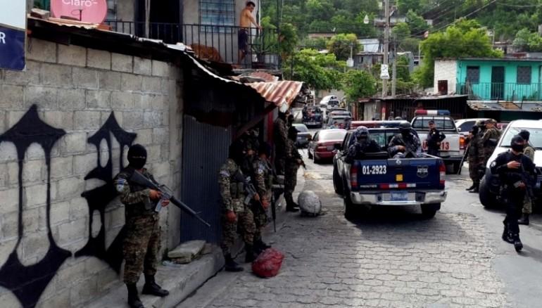 Matanzas policías El Salvador, presidente enfrentará antiguo problema