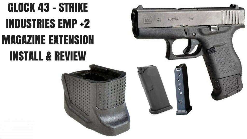 El  kit EMP está actualmente disponible para los modelos  de Glock 17 y Glock  22