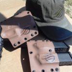 Armas de fuego y cargadores en la defensa personal