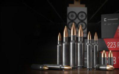 Municiones Kalashnikov, empresa rusa anuncia su línea de cartuchos