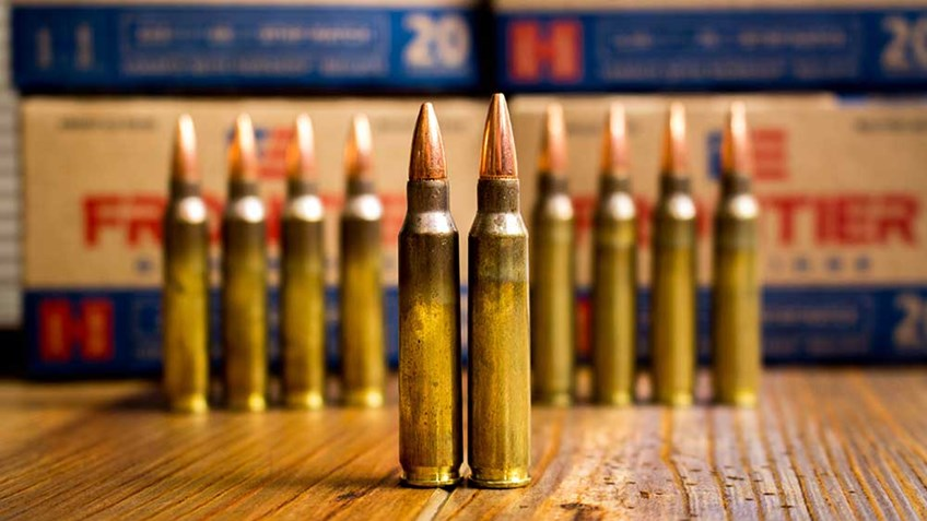 Calibres 5.56 OTAN y 223 Remington: ¿la diferencia?