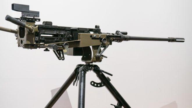 Ametralladora ligera calibre 7.62. El M2A2N. Fuente (TU/Eirik Helland Urke). Redaccion Espacio Armas.