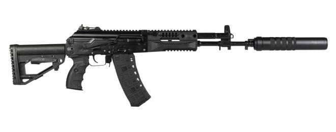 Los primeros 8,000 fusiles AK-12 son distribuidos al Distrito Militar Central de las Fuerzas Armadas rusas