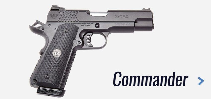 Pistolas Wilson Combat X-TAC