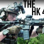 Fusil Heckler & koch 416, policía  alemana  de Hesse adquiere HK416