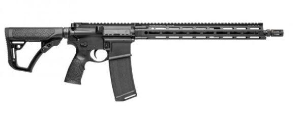 Rifles Daniel Defense para Parques y Vida Silvestre de Texas