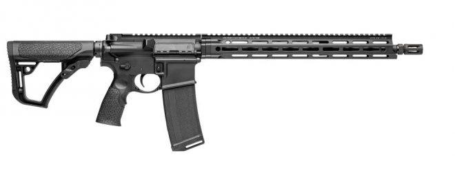 Los rifles Daniel Defense para el Departamento de Parques y Vida Silvestre de Texas