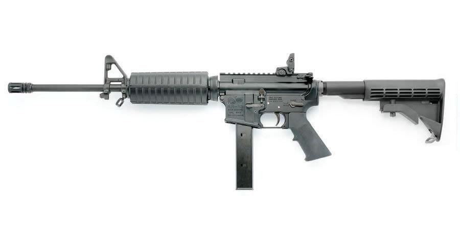 Rifle/fusil Colt AR-15 9mm Carbine. Fuente Colt.com. Redacción Espacio Armas,