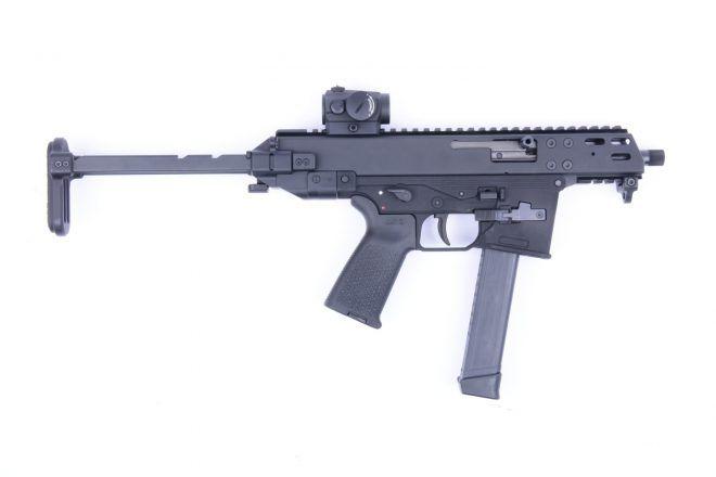 """""""Interstate Arms"""", distribuidor armas para policía de Estados Unidos. B&T confirma """"Interstate Arms"""" como distribuidor nacional para los departamentos de policía."""
