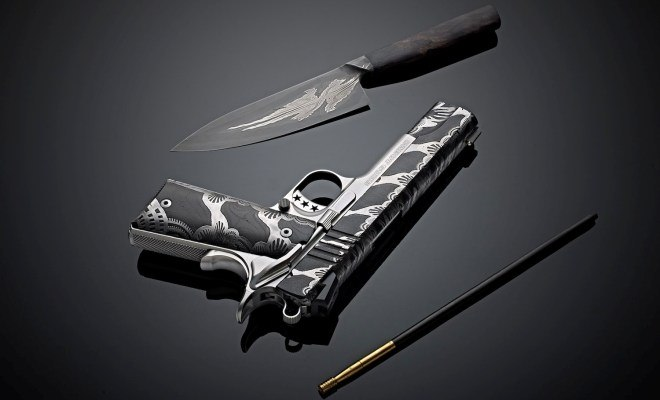 son las plataformas  1911 más exclusivas, raras y únicas de Cabot Guns