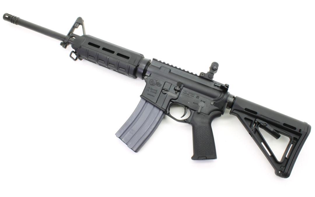 COLT  suspende la producción civil  de la plataforma AR-15 para contratos militares