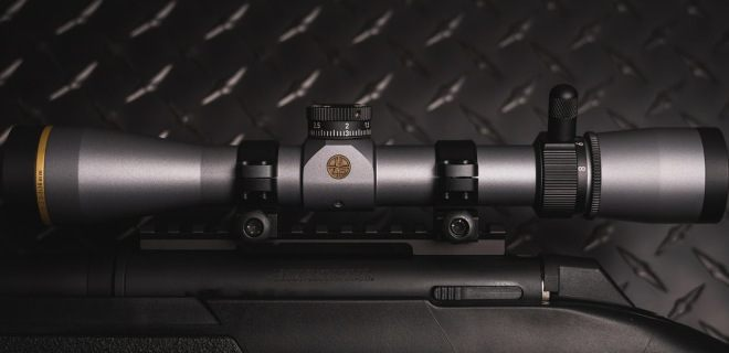 Óptica Leupold calibre 350 Legend, reseña