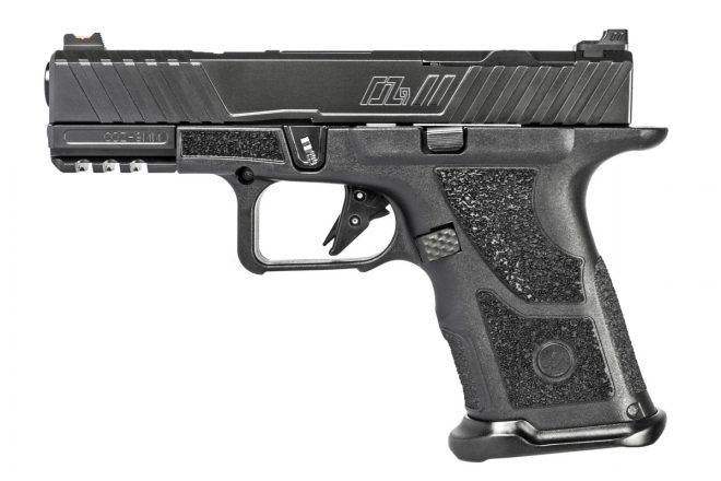 ZEV Tech presenta la pistola compacta O.Z-9