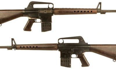 ¿Cuál es la diferencia?: AR-15 vs M4