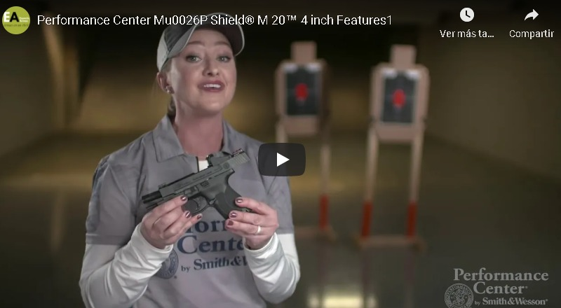 pistola smith&wesson 3 millones de unidades