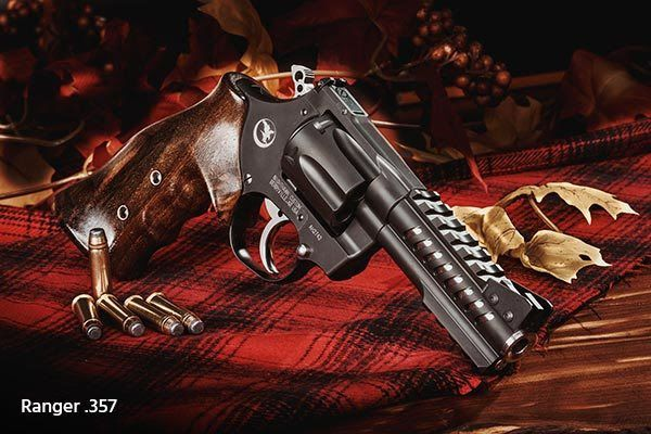 Revolver Korth Ranger. Fuente. nighthawkcustom.com/revolvers. Redacción Espacio Armas.