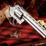 Cuatro nuevos revólveres Korth Nighthawk Custom