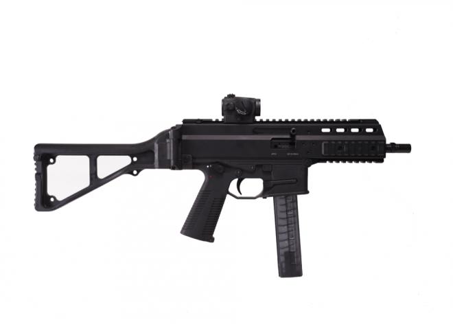 """B&T confirma """"Interstate Arms"""" como  distribuidor nacional para los departamentos de policía"""