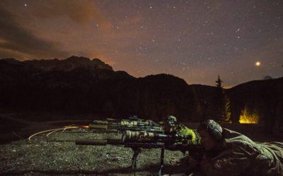 Nuevo sistema de armas en  calibre múltiple para los francotiradores de las  fuerzas armadas suecas