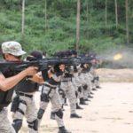 Rifle H&K 416A5 y pistola SFP9 para MMEA de Malasia