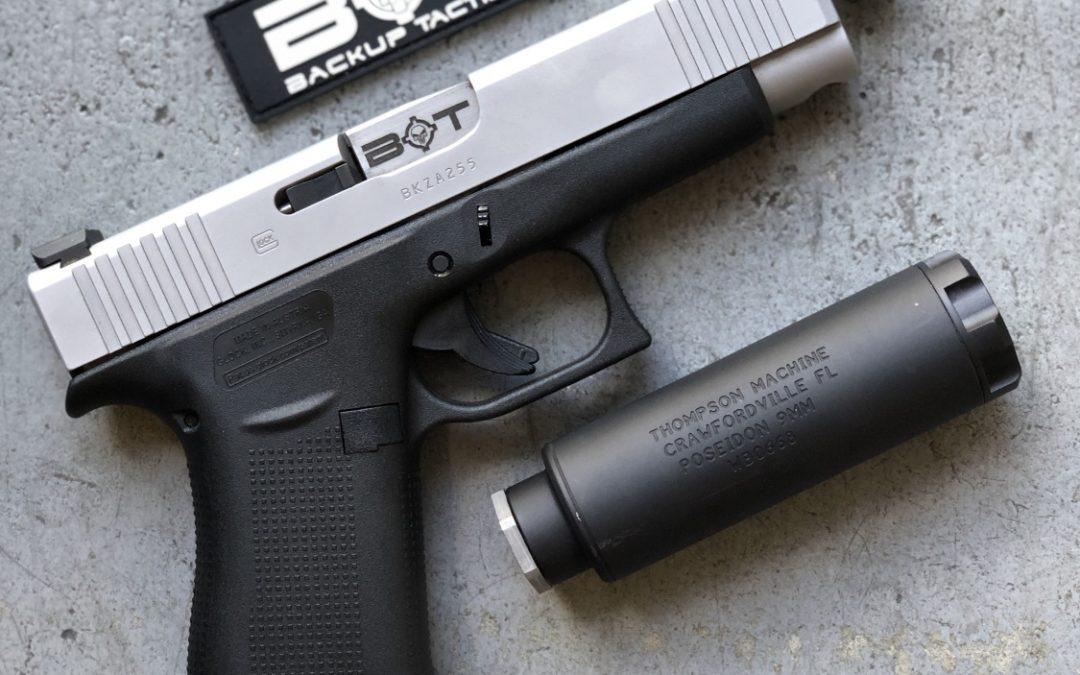 Backup Tactical presenta el nuevo cañón roscado Glock 48