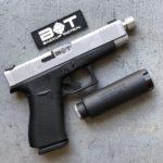 Cañón pistola Glock 48: nuevo de Backup Tactical