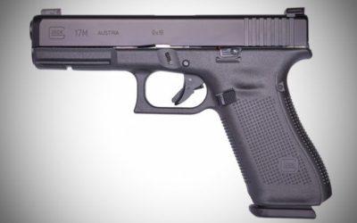 La FBI GLOCK 17M, ahora se puede comprar en  Lipsey's