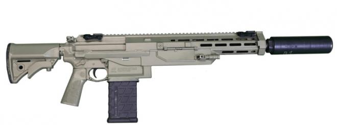 El arma del escuadrón de la próxima generación del ejército contará con tecnología Smart Gun