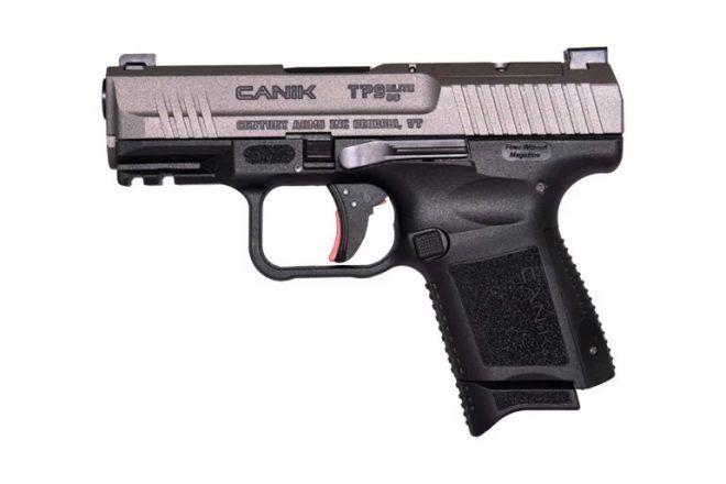 Canik TP9 Elite SC. Fuente. centuryarms.com/canik-handguns/firearms. Redacción Espacio Armas.