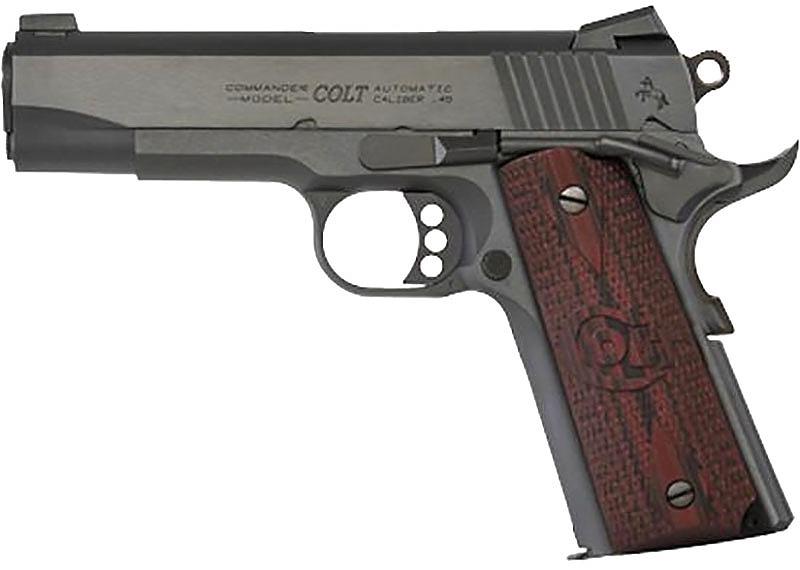 Defensa personal arma corta
