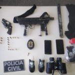 Armas ilegales en Brasil. Fábricas de armas venden a criminales