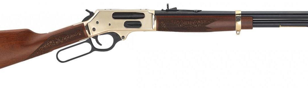 """Henry presenta los  nuevos rifles """" Side Gate Lever Actions"""""""