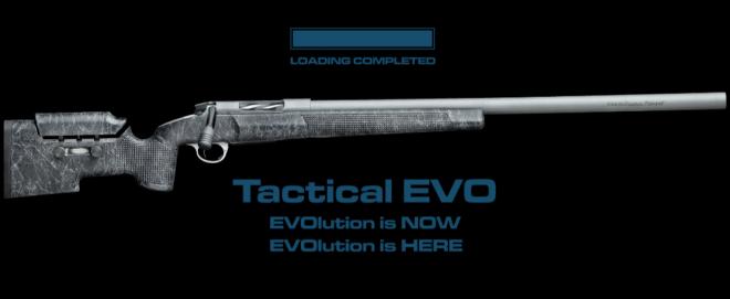 Rifle Sabatti  Tactical EVO Bolt-Action