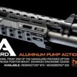 Protectores de manos escopetas Mossberg 500 y Remington 870