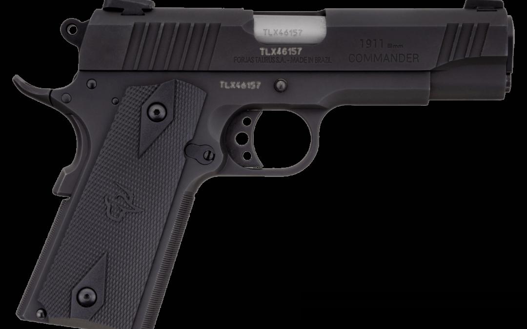 Taurus 1911 Commander en cal. 9mm