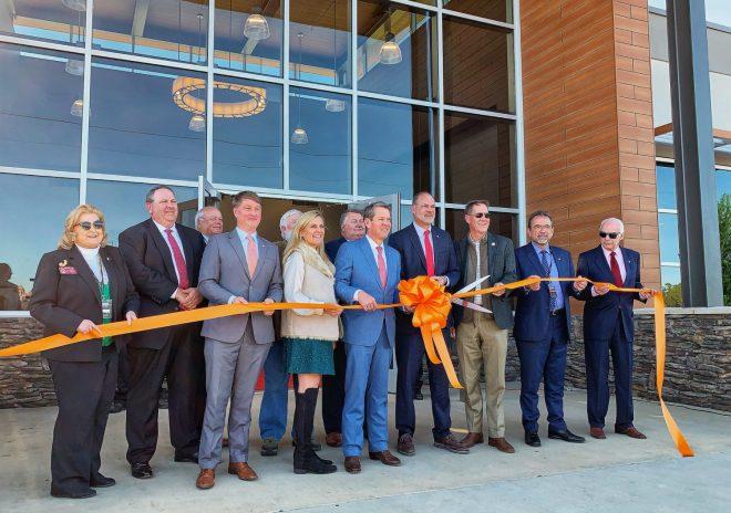 La fabrica Taurus abre nuevas instalaciones en Georgia