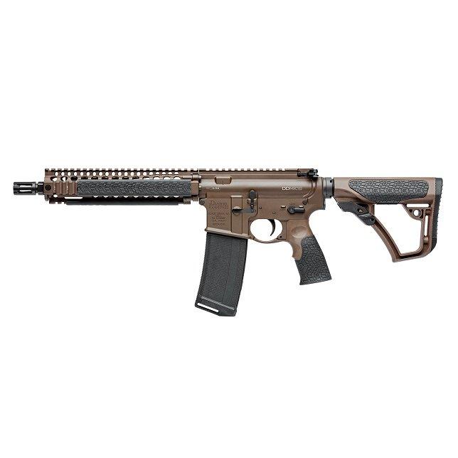 La Policía Federal Australiana selecciona el rifle  Daniel Defense Mk18 SBR