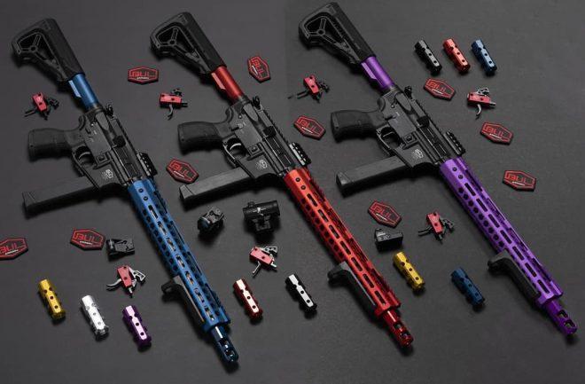 Bul Armory BL9 Pistol Caliber Carbine, ahora acepta cargadores de Glock.