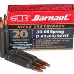 Barnaul: municiones calibre 30-06 Springfield