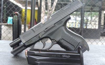 Walther P 99 AS, prueba de confianza