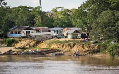 Región minera en Guyana, puerta abierta al crimen organizado de Venezuela