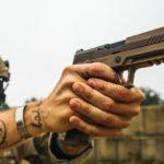 SIG Sauer, pistolas M17 / M18 a fuerzas armadas Estados Unidos