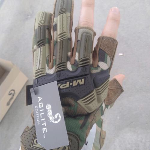 Agilite y Mechanix Wear se unen para producir M-Pact Agilite Edition