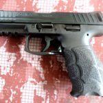 Reseña pistola Heckler&Koch VP9, prueba de confianza