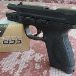 Prueba real pistola Smith&Wesson MP 40 M2.0